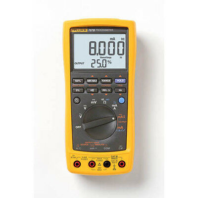Fluke 787B ProcessMeter/DMM/Loop Calibrator with Fluke Connect
