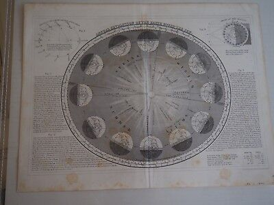 Annual Revolution of the Earth Round The Sun-1855, London by Dower
