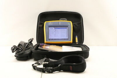 Fluke Networks EtherScope Network Assistant Battery Good