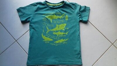 t-shirt sergent major  taille 7 ans