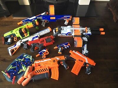 Nerf Guns / Bullets / Bundle / Job lot