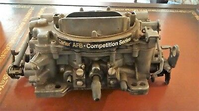 CARTER COMPETITION SERIES AFB CARB KIT 4758 4759 4760 4761 4762 MODELS NEW