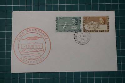 Various British Antartic Territory covers please choose from list