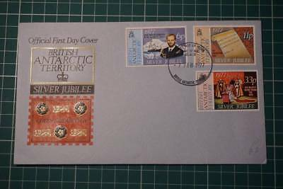 Various British Antartic Territory covers choose from list
