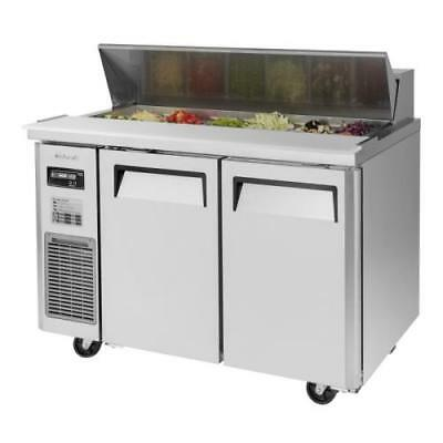 Turbo Air - JST-48-N - 48 in Sandwich Prep Table