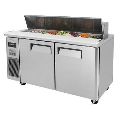 Turbo Air - JST-60-N - 60 in Sandwich Prep Table