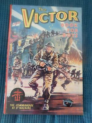 Vintage First Victor Annual 1964 Book For Boys In Excellent Condition Unclipped