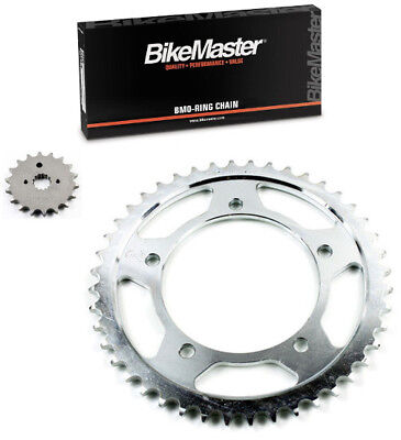 JT O-Ring Chain 18-44 Sprocket Kit for Suzuki GSX1250FA 2011