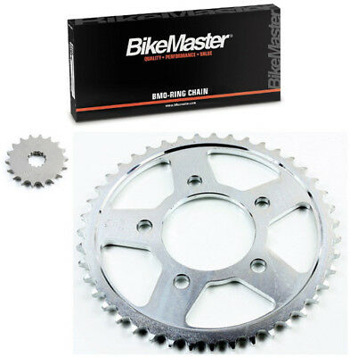 JT O-Ring Chain 18-43 Sprocket Kit for Triumph 1050 Speed Triple 2005-2011