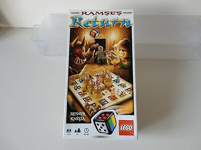 Lego Ramses Return Game Instructions Only Lego 3855 Board Game