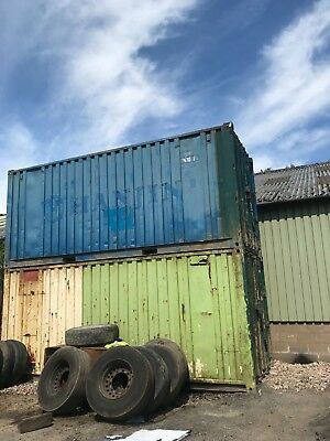 20ft Shipping Container used