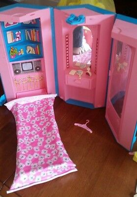 Vintage Barbie 1984 Home And Office Set Day To Night 75 00
