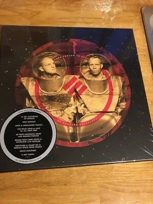 """Erasure  """" From Moscow To Mars""""  Box Set New Sealed"""