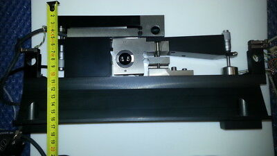 HEIDENHAIN LIP37 LIP47R Encoder LINEAR SCAIL Head Mounting and Adjustment System