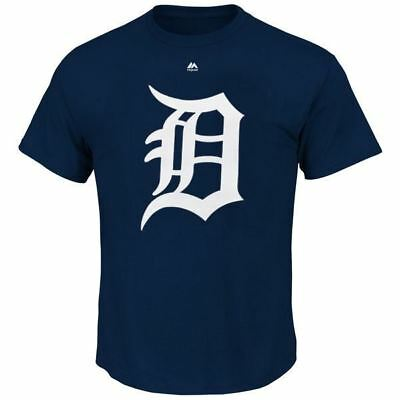 MLB Baseball T-Shirt DETROIT TIGERS Hours and Hours von Majestic