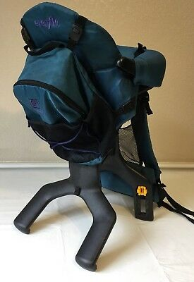 Evenflo Trailtech Child Infant Toddler Baby Hiking Walking Backpack Carrier