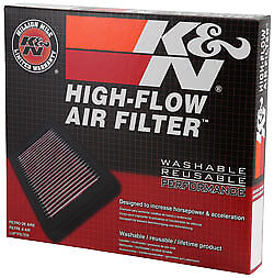 K&N Panel Air Filter (Ford FG Falcon, Territory 2008-16) - KN33-2950