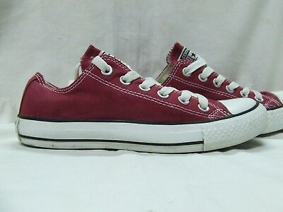 496767e7755ab CHAUSSURES HOMME FEMME VINTAGE CONVERSE ALL STAR taille 10 - 44 (070 ...