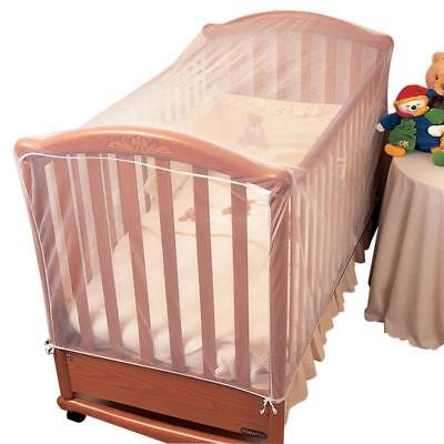 Baby Crib Cot Insect Mosquitoes Nets Tent Infant Polyester Bed Folding Crib Safe