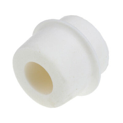 Silicone Rubber Stopper Plugs / Tapered Rubber Stoppers / 53-60mm /White