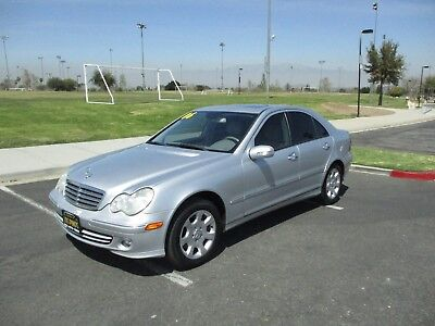 2006 Mercedes-Benz C-Class C280 uper Clean Clean Title Clean Carfox 2006 Mercedes-Benz