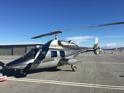 ICONIC Bell 222 w/ 2 Rolls Royce Turbines Model C30G2 New Annual Always Hangared