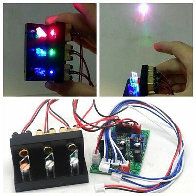 Mini 250mW White / Red / Green / Blue RGB Laser Diode Module LED Lights