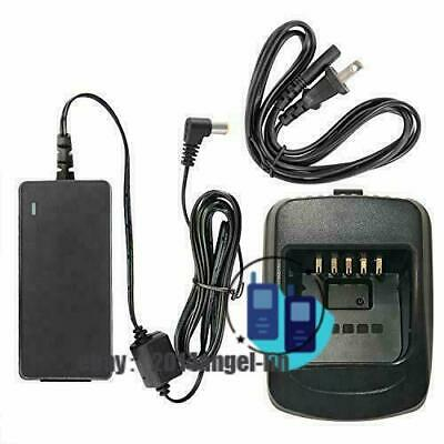 Set Rapid Charger KSC-32 for Kenwood TH-D72A NX-200G NX-210G NX-230EXE NX-330EXE