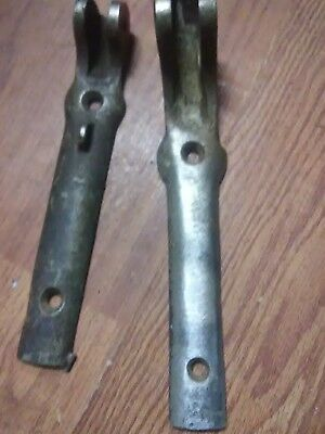 Barber-Chair-Parts  Koken Barber Shop Chair Armrest Brackets H6NC and H6NA