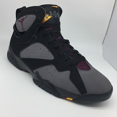 51ae82cce676ce NIKE AIR JORDAN Retro 7 Bordeaux Vii Bred Size 9  RIGHT SHOE ONLY ...
