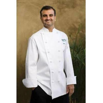 Chef Works Montreux Executive Chef Coat Jacket - White - All Sizes