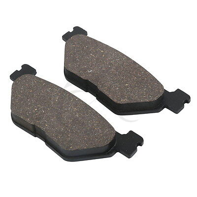 Rear Brake Pads For Yamaha TDM 900 P R S T V 2002-2006 03 AT AV AW ABS 2005-2007