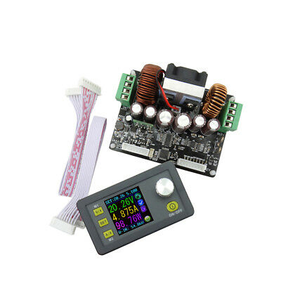 Numerical Control DC 6-5V to 0-50V 5A Step Up/Down Stabilized Power Supply
