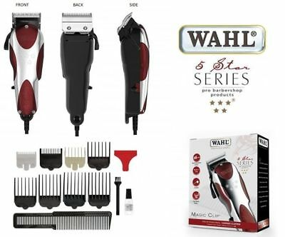 Wahl Professional 5 Star Magic Clip Hair Clipper *bnib* * Three Pin Uk Plug*