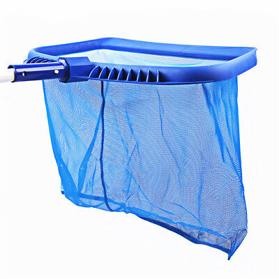 Heavy Duty Replacement Rake Skimmer Scoop Leaf Shovel Swimming Pool Cleaning Net
