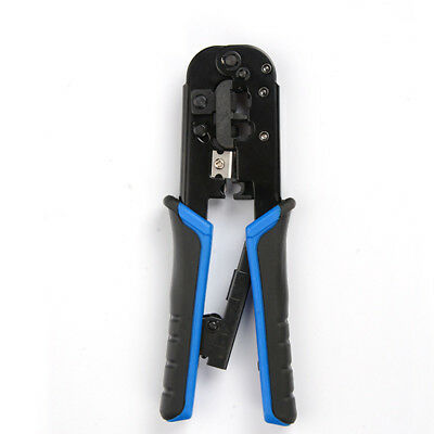 8P/6P Network Tool Kit Flatting Wire Cable Tester Crimp Crimper Lan Wire Strippe