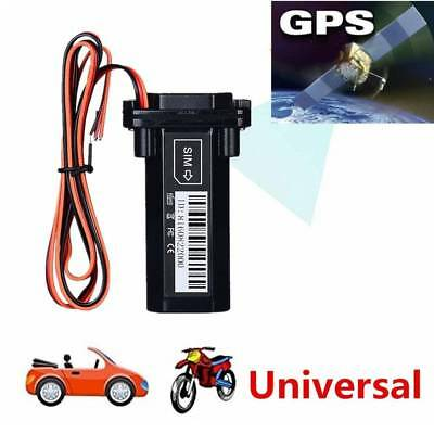Car Vehicle GSM GPS Tracker Global Locator Real Time Tracking Device Waterproof