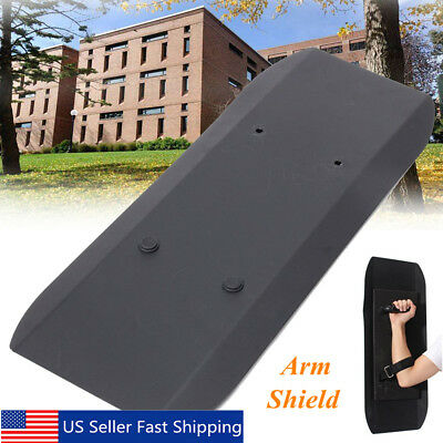 Transparent PC Anti Riot Shield Hand-held Police CS Shield Tool 5mm Thickness