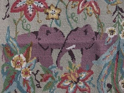 Ehrman hand worked tapestry by Royal school of Needlework