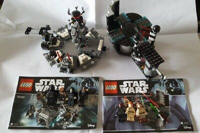 LEGO Star Wars Sets 75183 & 75169