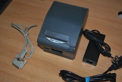 Star TSP700II Thermal Printer, Ethernet, Comes With Power Cable Adaptor