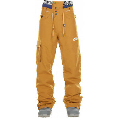 Picture Organic Under Mens Pants Snowboard - Camel All Sizes