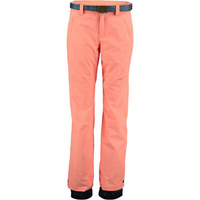 O Neill Star Womens Pants Snowboard - Fusion Coral All Sizes
