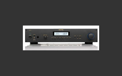 Rotel RA-12 Stereo Amplifier Black - Remote and Manual - Mint!