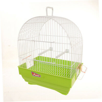 Small Bird Cage White Bird Supplies Steady Pet Ting Daffodil Bird Cage For Finch Canary Budgie Pet Supplies