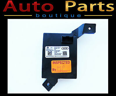 Audi A6 S6 2005-2011 Oem Genuine Theft Locking Control Module Assembly 4F0907335