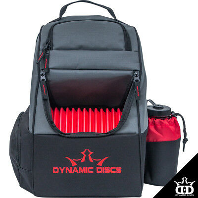 Dynamic Discs Trooper Backpack Disc Golf Bag Red
