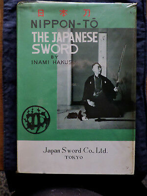 Book: Nippon-To The Japanese Sword by Inami Hakusui. Japan Sword Co. Tokyo 1948.