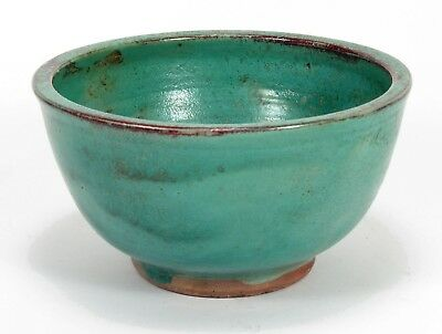 Jugtown Pottery Southern Seagrove NC Owen Busbee Chinese blue translation bowl
