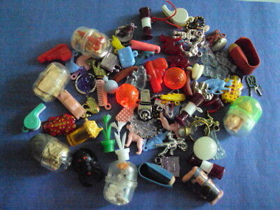 Vtg Gumball Charm Large lot 50's 60's Vending  Cracker Jack toy prize 3 DAYS NOS